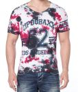 Cipo Baxx T-shirt CT- 106