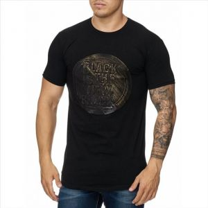 T-shirt Exploration Black Is 2018 FP1041 black