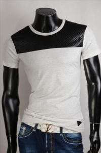 Fashion t-shirt Cinc grey FP842