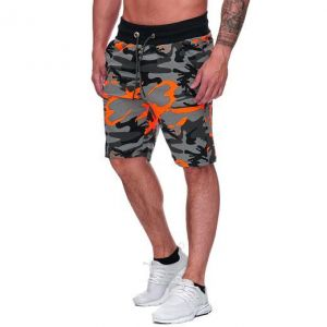 Szorty Cinc  New Camouflage DR995 orange