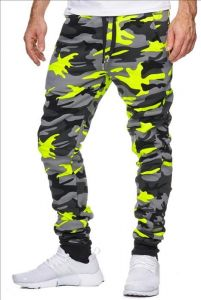 Spodnie New Camouflage DR152 light green